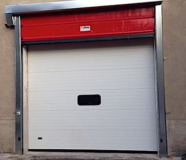 porta flessibile