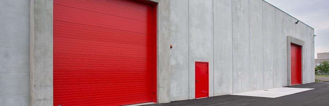 Serranda per garage made in Italy