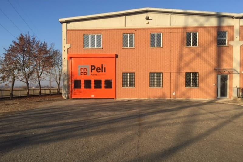 porte sezionali Piemonte, filiale di Peli Porte Sezionali